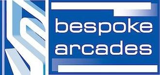 Bespoke Arcades - Image: Bespoke Arcades logo