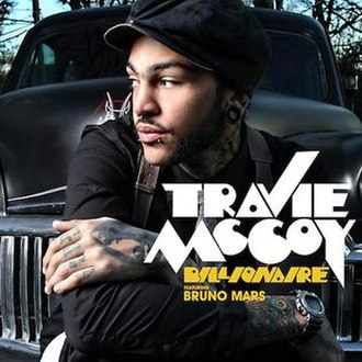 Travie McCoy featuring Bruno Mars — Billionaire (studio acapella)