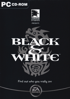 <i>Black & White</i> (video game) 2001 video game