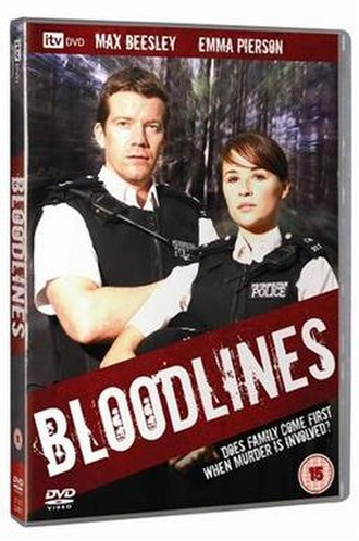 Bloodlines (TV series) - DVD cover