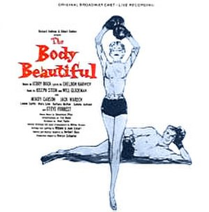 The Body Beautiful - Original Cast Recording