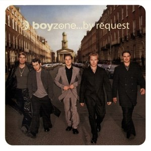By Request (Boyzone album) - Image: Boyzone By Request cover