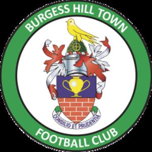 Burgess Hill Town F.C. - Image: Burgess Hill Town F.C. logo