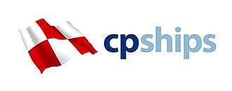 CP Ships - Image: CP Ships logo