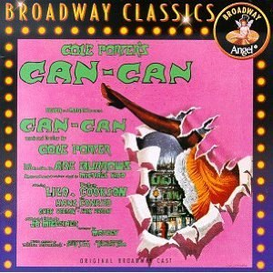 Can-Can (musical) - Original Cast Recording