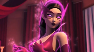Carol Ferris - Carol Ferris as Star Sapphire in Green Lantern: The Animated Series