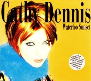 Waterloo Sunset - Image: Cathy WS single