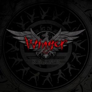 Karma (Winger album) - Image: Cd winger karma