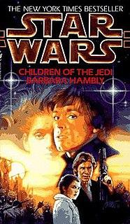 <i>Children of the Jedi</i> novel by Barbara Hambly