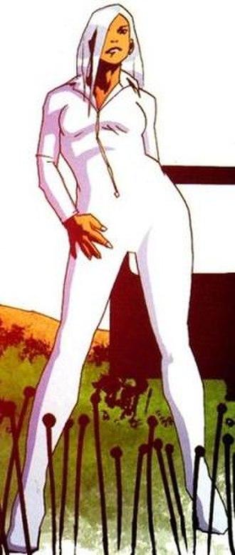 China White (comics) - Image: China White (DC Comics)