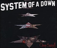 musica chop suey do system of a down