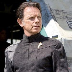 Christopher Pike (Star Trek) - Bruce Greenwood as Pike in the 2009 film