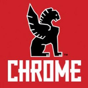Chrome Industries - Image: Chrome Industries logo