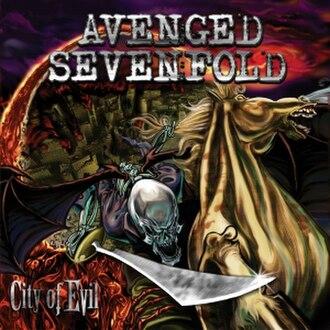 City of Evil - Image: City of Evil album cover