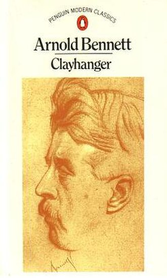 The Clayhanger Family - Cover of Penguin Modern Classics edition of Clayhanger
