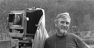 Cole Weston American photographer