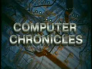 Computer Chronicles - Computer Chronicles logo from the early 1990s