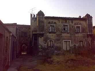 Fiumefreddo di Sicilia - Corvaja Palace.