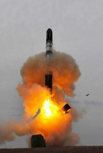 CryoSat-2 - Image: Cryo Sat 2 launch