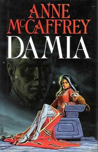 Damia (novel) - Image: Damia cover