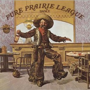 Dance (Pure Prairie League album) - Image: Dance (Pure Prairie League album)