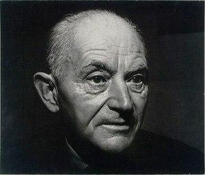 Daniel-Henry Kahnweiler - Daniel-Henry Kahnweiler, 1956