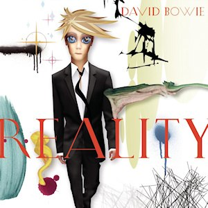 Reality (David Bowie album) - Image: David Bowie Reality