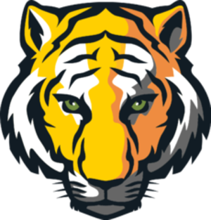 DePauw Tigers - Image: De Pauw Tigers logo