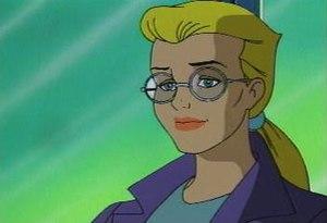 Debra Whitman - Debra Whitman as she appears on Spider-Man: The Animated Series.