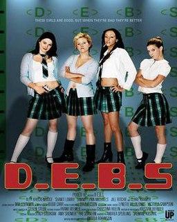 <i>D.E.B.S.</i> (2003 film) 2003 film by Angela Robinson