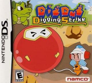<i>Dig Dug: Digging Strike</i>