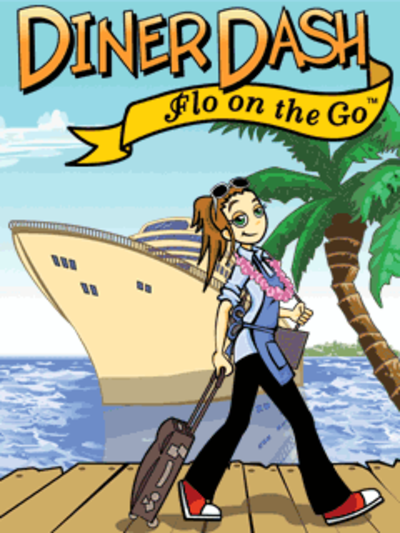 Picture of a game: Diner Dash: Flo On The Go
