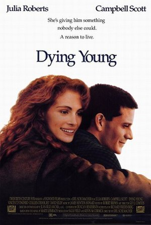 Dying Young - Promotional poster
