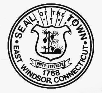East Windsor, Connecticut - Image: East Windsor C Tseal