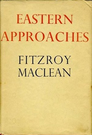 Eastern Approaches - Front Book Cover