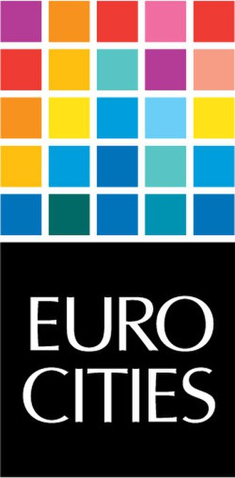 Eurocities - Image: Eurocities logo