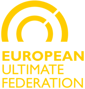 European Ultimate Federation - Image: European Ultimate Federation EUF Logo