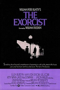 The Exorcist (1973) [English] - Ellen Burstyn, Linda Blair, Max von Sydow, Kitty Winn, Lee J. Cobb, Jason Miller, Mercedes McCambridge, and Eileen Dietz