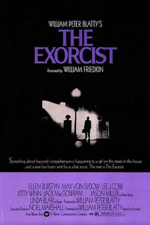 The Exorcist - The Exorcist theatrical release poster