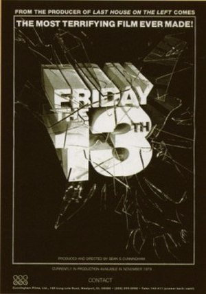 Friday the 13th (1980 film) - Friday the 13th did not have a completed script when Sean S. Cunningham took out this advertisement in Variety magazine