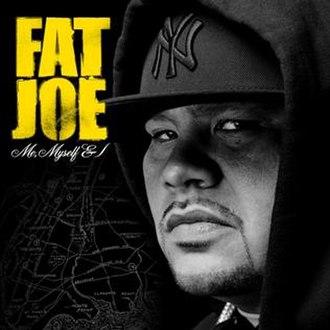 Me, Myself & I (album) - Image: Fat joe mmi cover