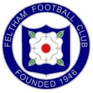 Feltham F.C. (1991) - Image: Feltham F.C. logo