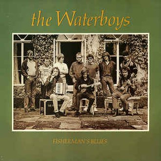 Fisherman's Blues - Image: Fisherman's Blues Waterboys Album Cover