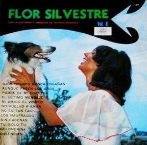 Flor Silvestre, vol. 8 - Image: Flor Silvestre, vol. 8