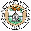 Official seal of Fluvanna County