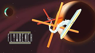 <i>Flywrench</i> 2015 video game
