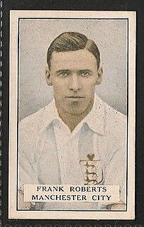 Frank Roberts (footballer, born 1893) English footballer