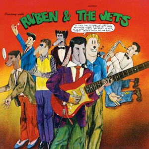 Cruising with Ruben & the Jets - Image: Frank Zappa Cruising With Ruben & the Jets