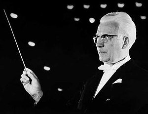 František Jílek - Czech conductor František Jílek