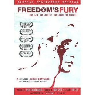 Freedom's Fury - Image: Freedoms Fury poster